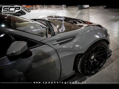 DATFRS: Rocketbunny Turbo Scion FRS Build [HD]
