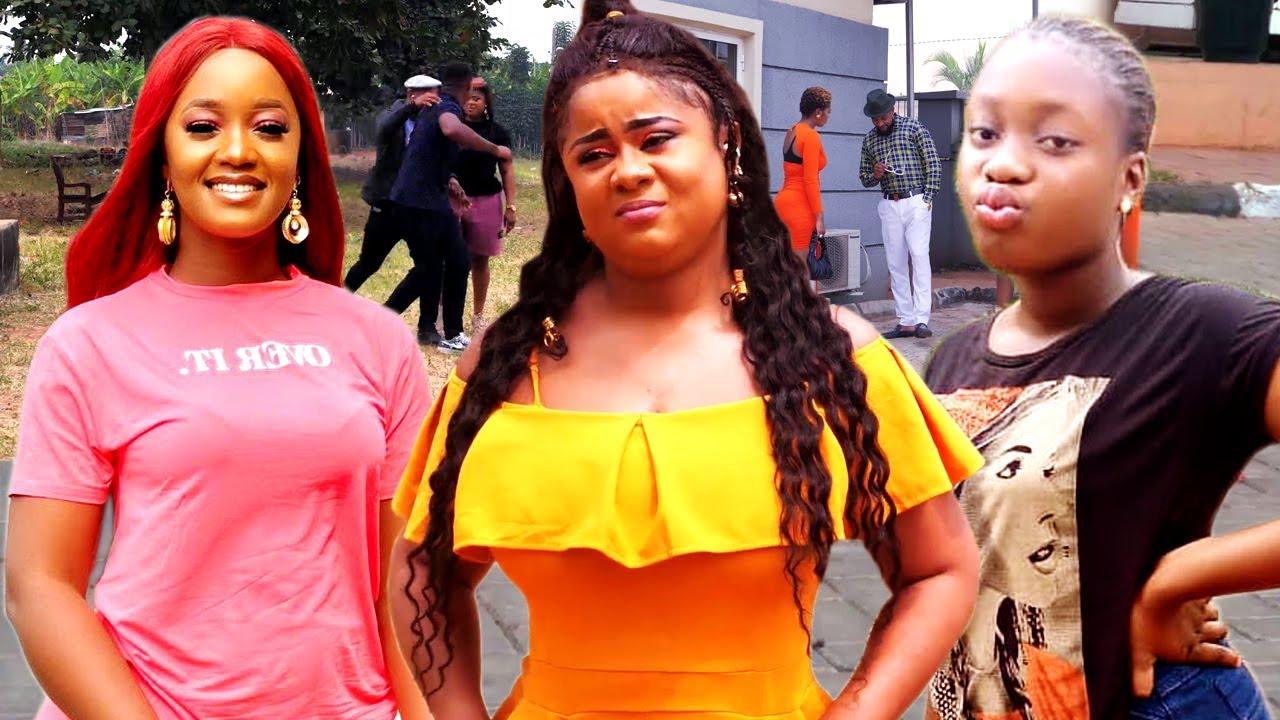 Download FIRST CLASS CAMPUS HIGHWAY BABES 9&10 (Sharon Ifedi Uju Okoli) - 2021 Latest Nigerian Movies