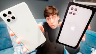 Compré un iPhone 12 Pro Max Por 150$ | REVIEW Y UNBOXING!!!
