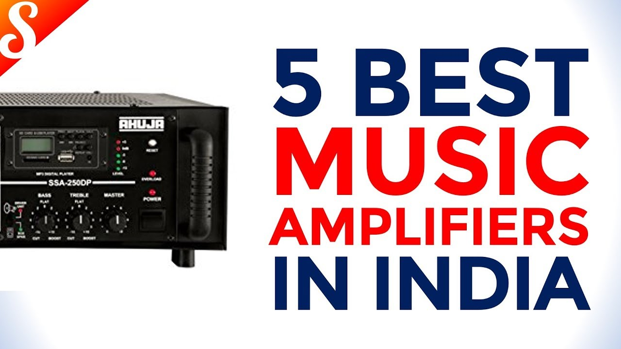 5 Best Music Amplifiers In India With Prices Youtube Audio Power Amp Mid High Amplifier Portable Speaker