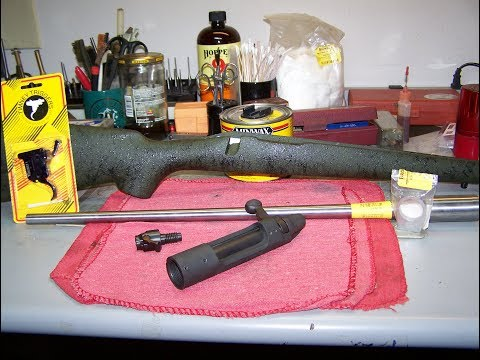 Scout Rifle Build (Part 1 What is a Scout Rifle)