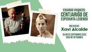 #mondafest2020 Centjariĝo de esperanta legendo