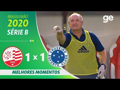 Nautico Cruzeiro Goals And Highlights