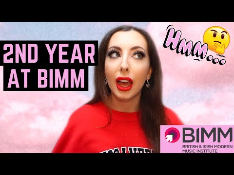 2ND YEAR AT BIMM UNIVERSITY | ACCOMMODATION, MODULES, WHAT TO EXPECT | MY MUSIC UNI EXPERIENCE ✨