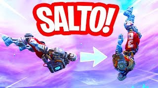 SO YOU DO A SALTO WITHOUT A GLITCH!! CRAZY SKIN CONCEPTS! Fortnite Battle Royale
