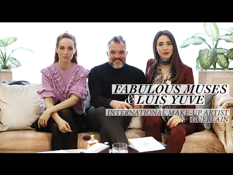 About Guerlain Meteorites with Jose Luis Yuve
