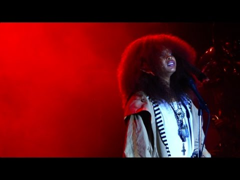 The Roots and Erykah Badu Live Concert Roots Picnic Philly 2015