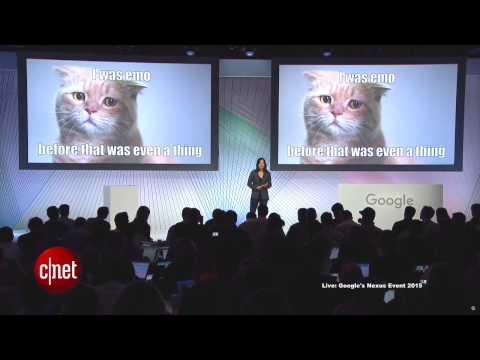 Google's 2015 Nexus Event
