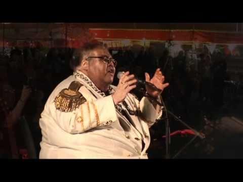 Laatste optreden van Big John Russell op Pasar Istimewa Zeist 201