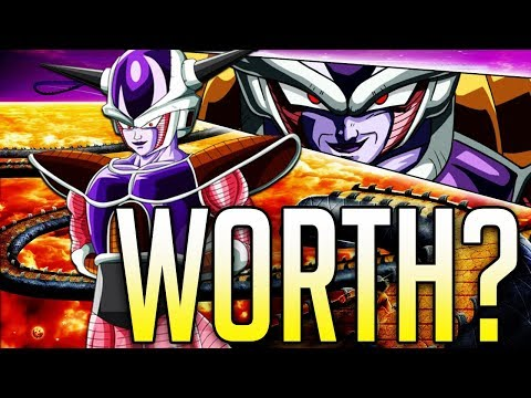 IS LR FRIEZA WORTH THE GRIND!? Dragon Ball Z Dokkan Battle PREPARATION FOR STAGE 4