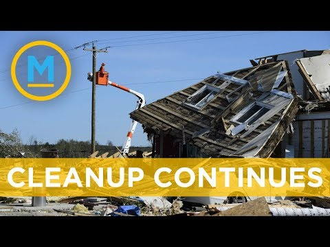 Crews still working to restore power after Ottawa tornado | Your Morning
