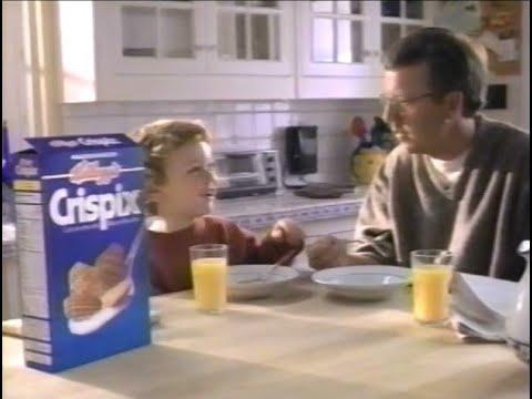Kellogg's Crispix Commercial
