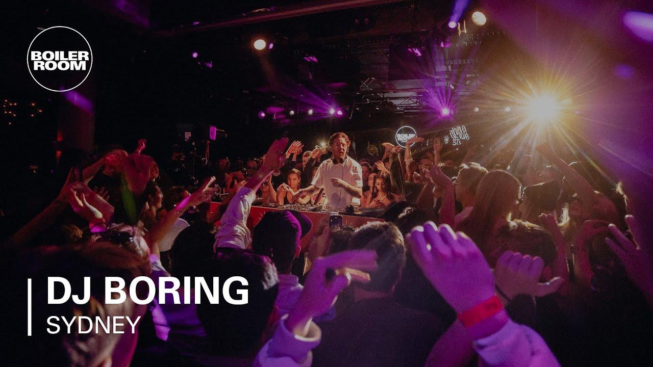DJ Boring  | Boiler Room x Lost Sundays