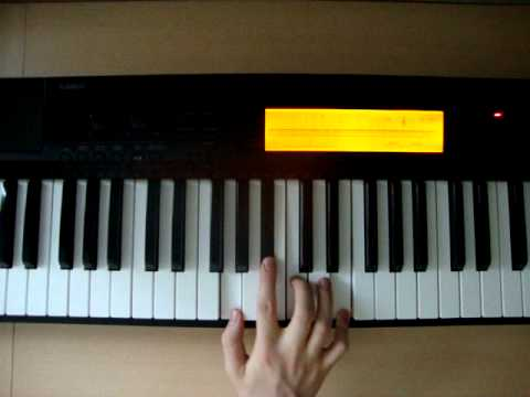 Piano piano chords c7 : C7 - Piano Chords - How To Play - YouTube