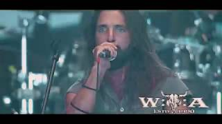 THE FLYING SCARECROW - AFTERGLOW (OFFICIAL VIDEO LIVE AT WACKEN OPE...