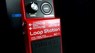 BOSS RC-1 Loop Station Review Resimi