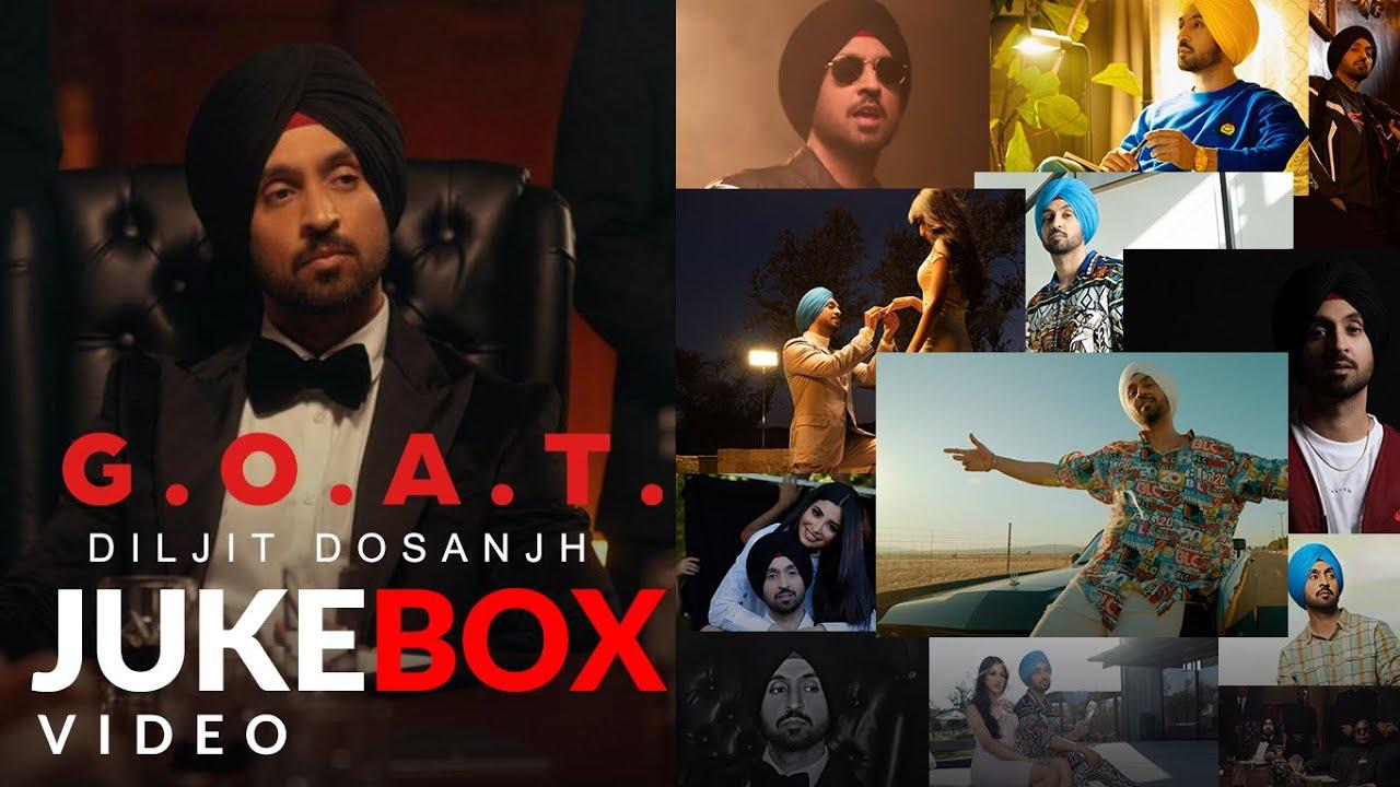 Download Diljit Dosanjh: G.O.A.T. Album FULL VIDEO SONGS | Latest Punjabi Songs | New Punjabi Songs 2021