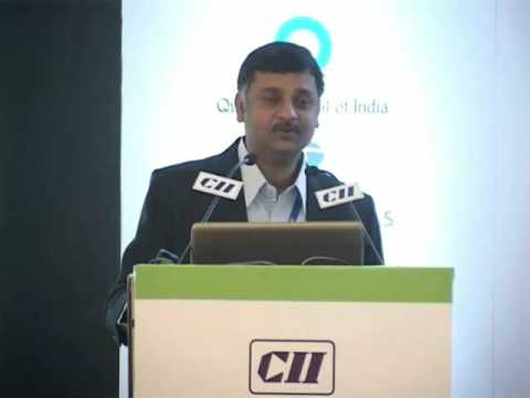 My speech at CII's Summit, New Delhi on  Operational Excellence