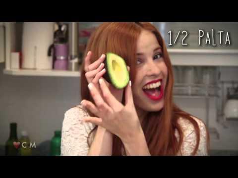 Candelaria Molfese Tutorial de Make Up La Máscara... de pelos  EP01