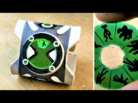 Ben 10 Omnitrix Original  Fully Functioning With Aliens Interface