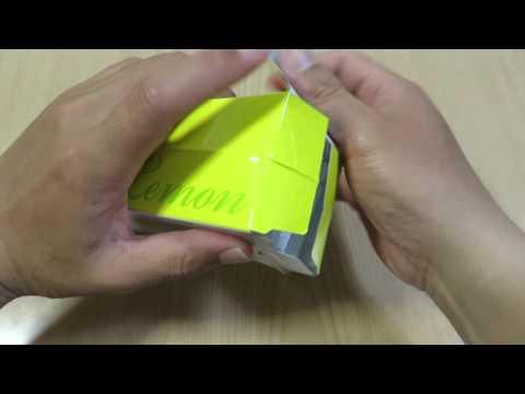 高級なポッキーバトンドール シチリアレモン:グリコを買ってみたパッケージと中身はこんな感じでした