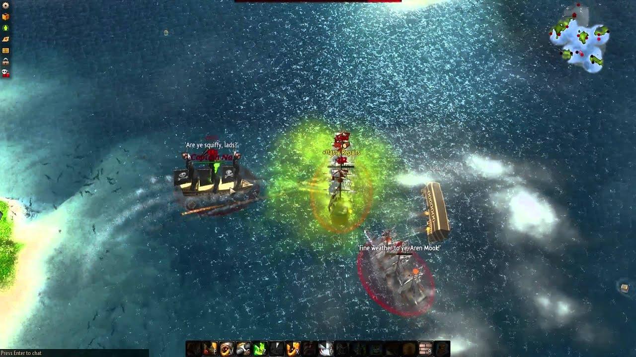 Windward: Higher Level Combat