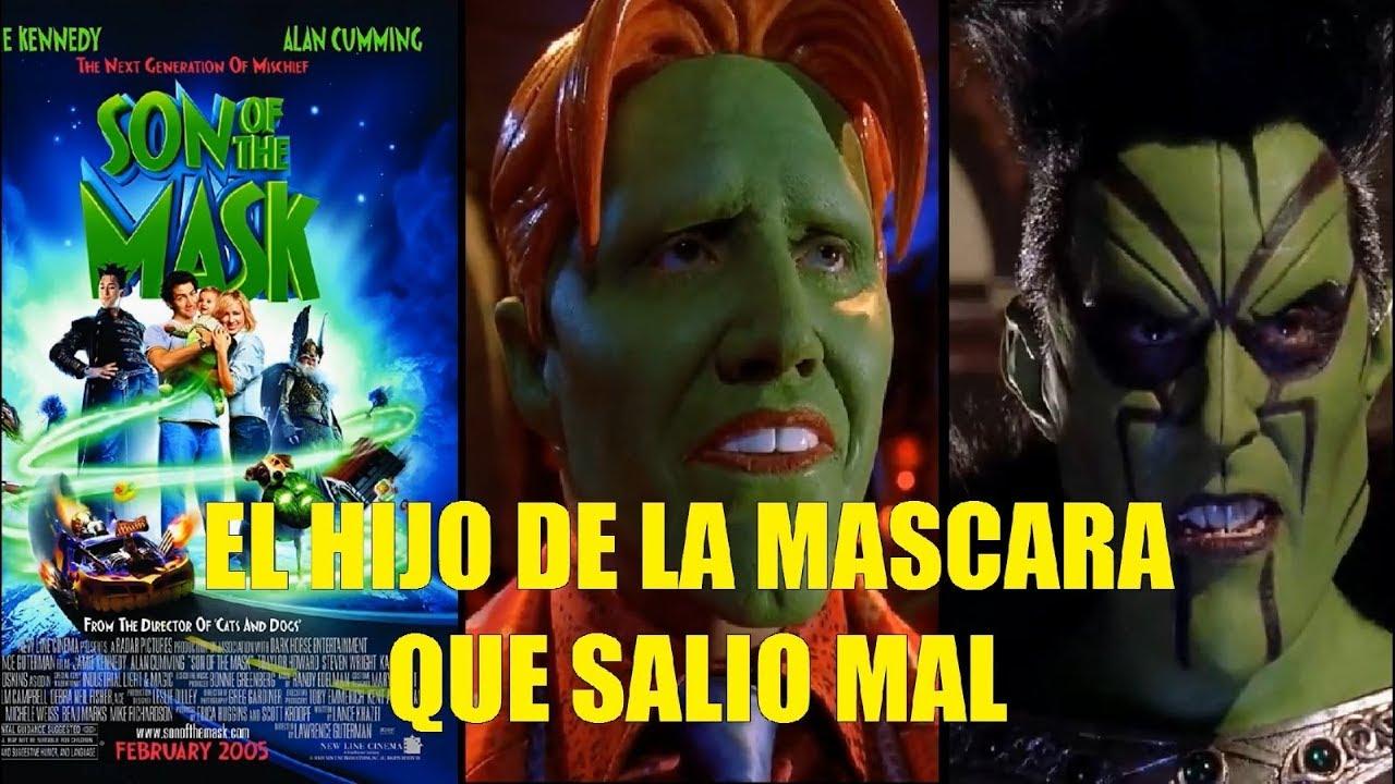 La Mascara 2 El Hijo De La Mascara Que Salio Mal Y Curiosidades Youtube