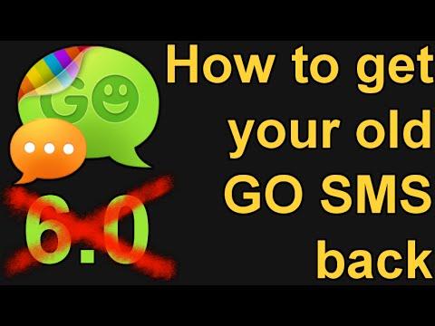 go sms pro apk latest version