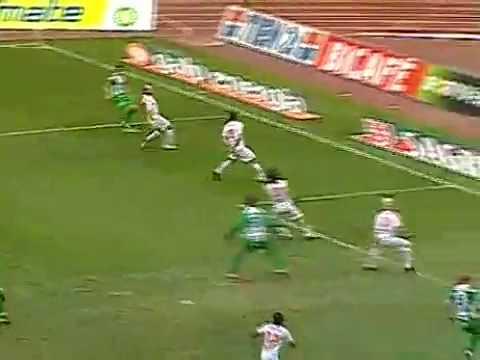 Amazing goal by Przemysław Kaźmierczak vs. Uniao Leiria!