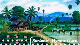 Gambar cover [Midi Karaoke] ♬ Sartono - Hymne Guru ♬ +Lirik Lagu [High Quality   Sound]
