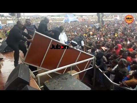 FULL VIDEO:DIAMOND NA RAYVANNY walivyoanguka Stejini Sumbawanga!!