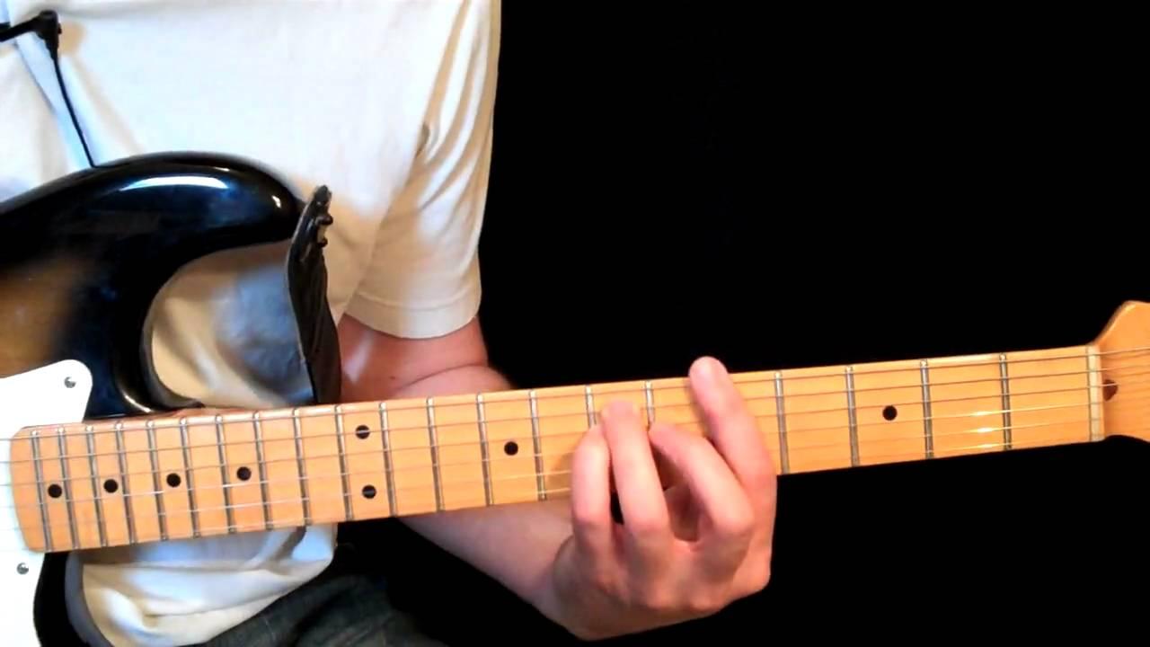 Creating Minor Key Chord Progressions Intermediate Guitar Lesson