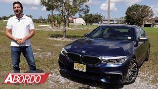 BMW Serie 5 2018 - Prueba A Bordo Completa
