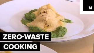 It's so Easy to Save Money and Eat Healthy With Zero-Waste Cooking