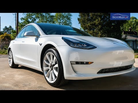 Tesla Model 3 Owner's Review: Price, Specs & Features | PakWheels