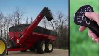 Brent - 2096 Avalanche Double-Auger Grain Cart
