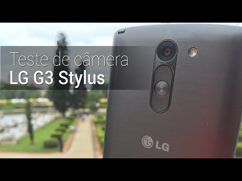 Teste de câmera: LG G3 Stylus   Tudocelular.com