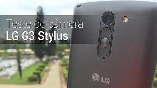 Teste de câmera: LG G3 Stylus | Tudocelular.com