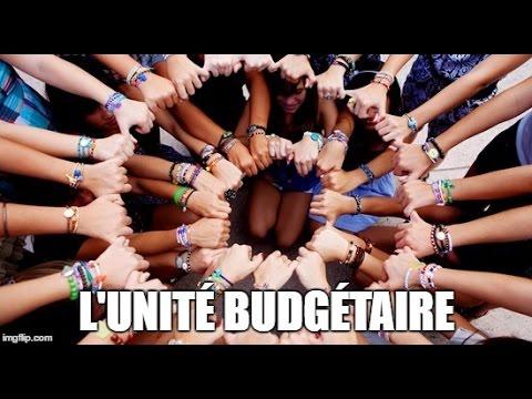 L'unité budgétaire