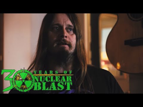 ENSLAVED - The Album Title (OFFICIAL...