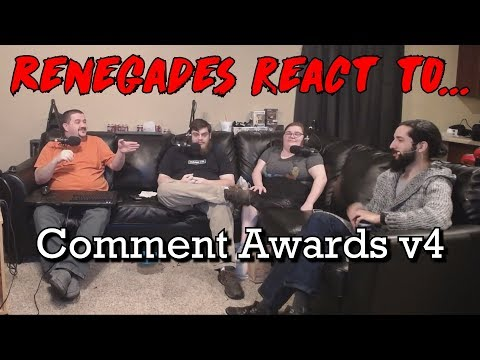 Renegades React to... Comment Awards v4