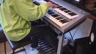 月刊エレクトーン2010年4月号から「あぐり」を弾いてみました。 3月に発...