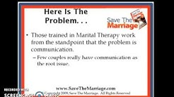 Marriage Counseling Cost