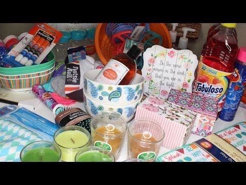 HUGE $100 Dollar Tree Haul FEAT NEW Bolero Products, Decor and more April 2017