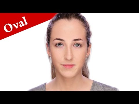 Want to know if your face is OVAL or LONG? Follow these simple tips