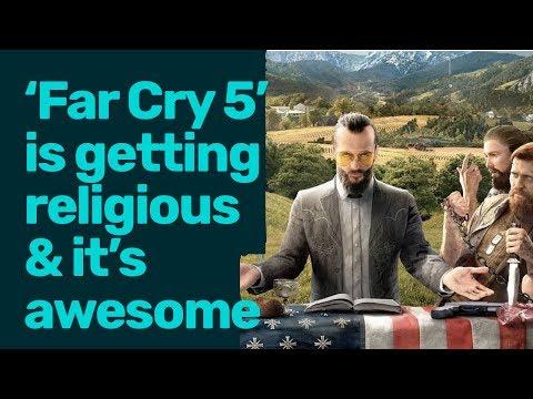 Far Cry 5 Takes On Religion