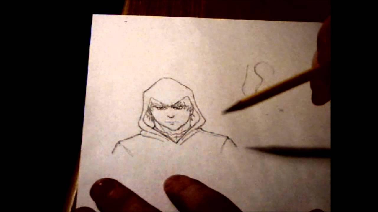 how to make an assassin hood