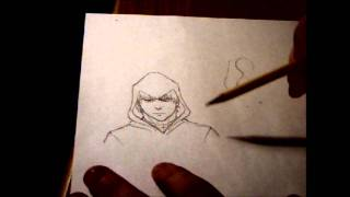 How to draw Assassin