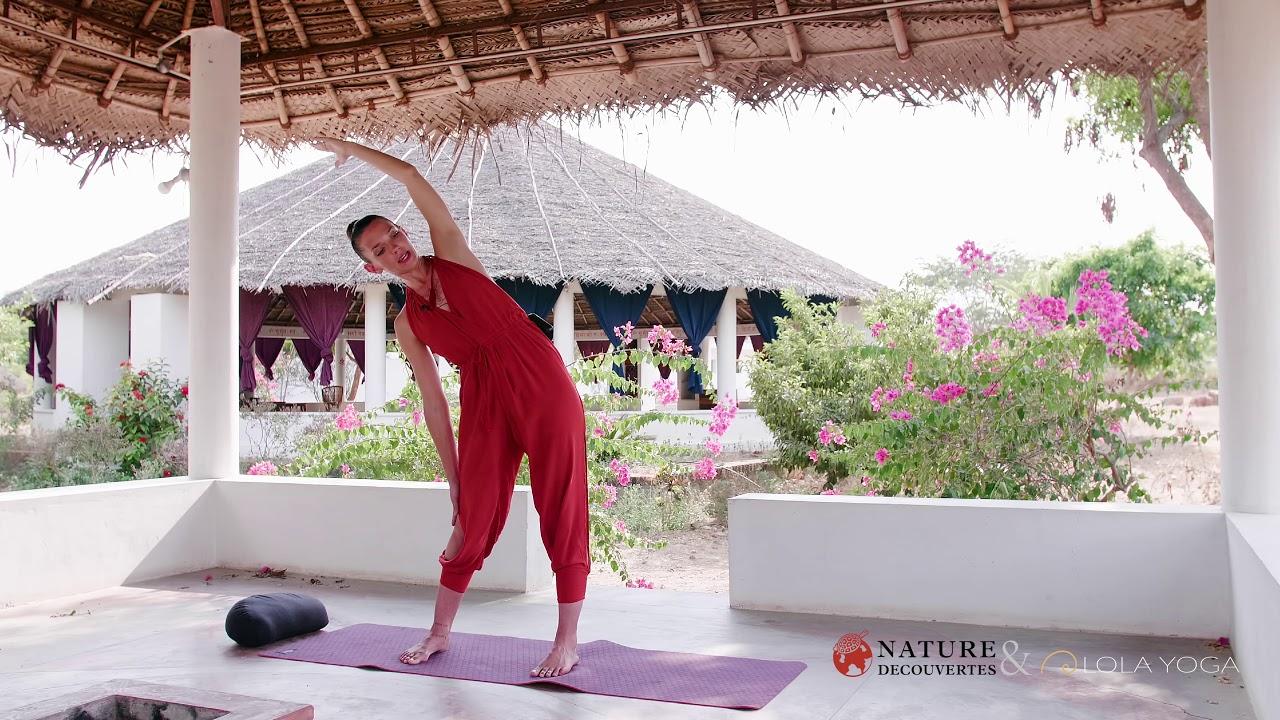 lola yoga x nature decouvertes saison 1 seance n 01 la respiration du yoga