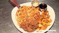 Chicken & Waffle at BBC in Dallas